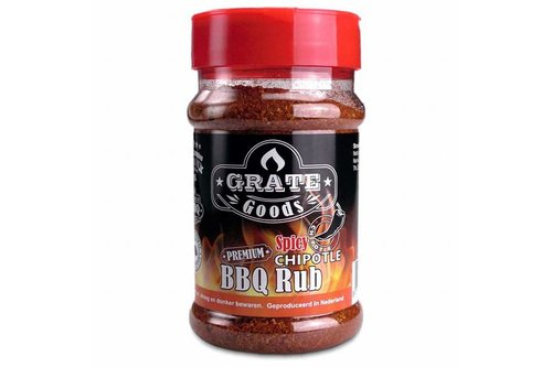 Grate Goods Premium Spicy Chipotle BBQ Rub