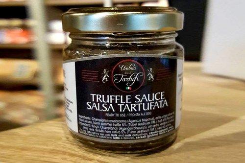 Truffel saus