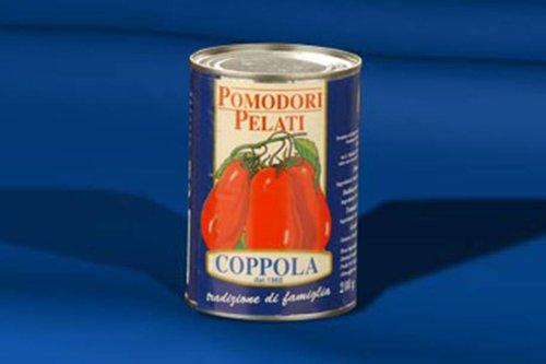 Pomodori Pelati - Gepelde tomaten