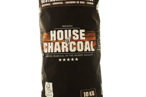 House of Charcoal Restaurant Houtskool 10 KG | House of Charcoal