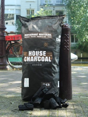 House of Charcoal Restaurant Houtskool 10 KG | House of Charcoal