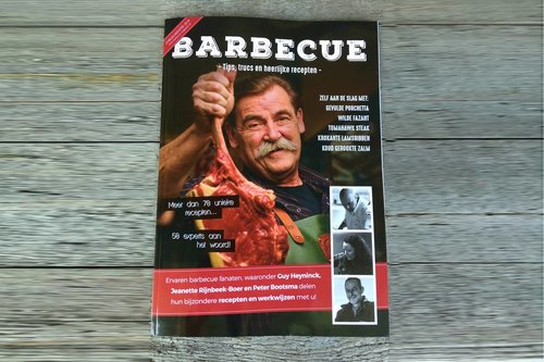Barbecue magazine