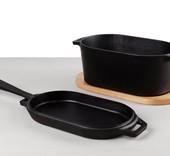 Uuni Uuni Casserole & sizzler pan – 4 delig