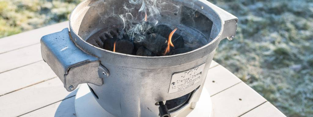 Joy Charcoal Stove Joy BBQ Stove medium