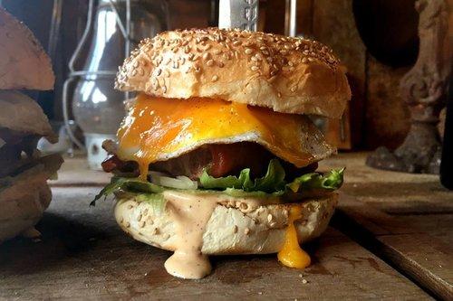 Waards rund Waardse Hamburger