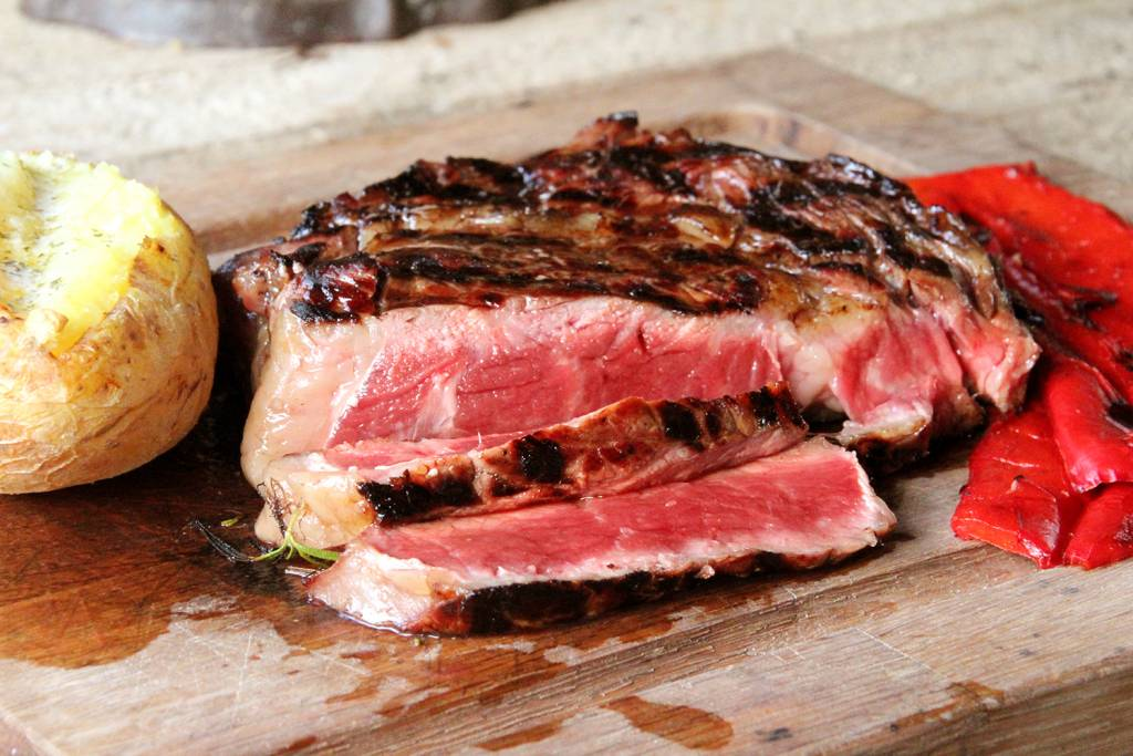 Jack's Creek Rib eye steak