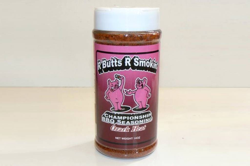 R Butts R Smokin Ozark Heat shakers
