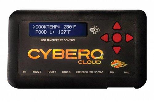BBQ Guru CyberQ Cloud wifi BBQ controller