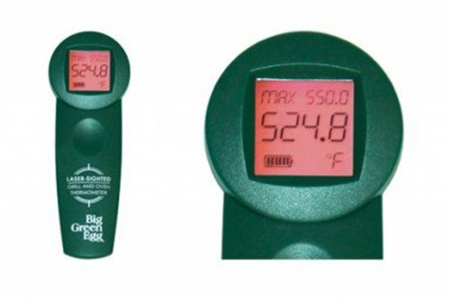 Big Green Egg Thermometer Infrarood