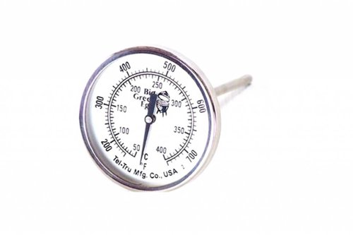 Big Green Egg Dome thermometer