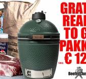 Big Green Egg GRATIS VADERDAG PAKKET t.w.v. €125,- bij  BGE medium