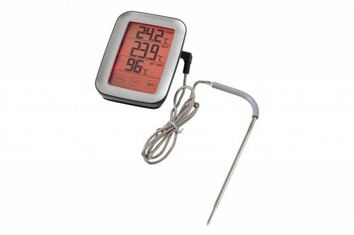 Sunartis digitale vlees-en bbq thermometer