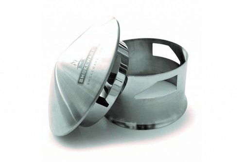Smokeware RVS Schoorsteenkap
