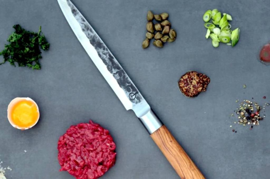 Olive Forged Vleesmes 20 cm
