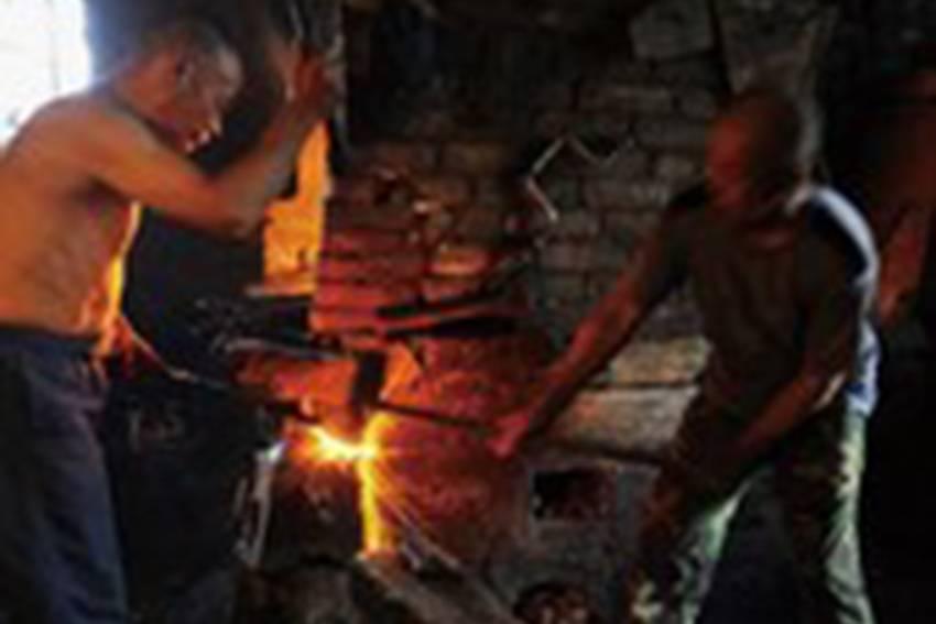 Brute en Intense Forged diamanten aanzetstaal