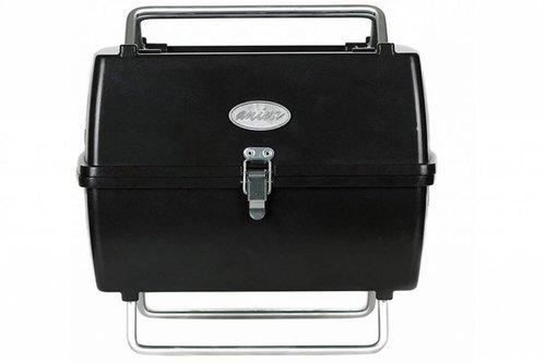 Aniva portable tafel BBQ Zwart