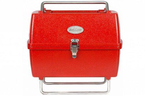 Aniva portable tafel BBQ Rood