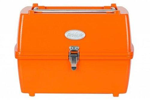Aniva portable tafel BBQ Oranje