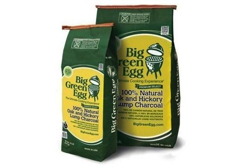 Big Green Egg houtskool premium