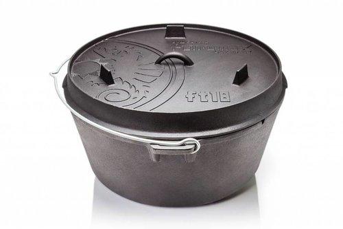 Petromax Dutch Oven FT - versie met platte bodem