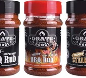 Grate Goods Beef en steak Rub