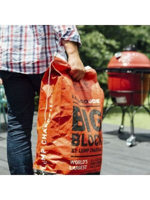 Kamado Joe Barbecue Big Block Houtskool 9.07 KG