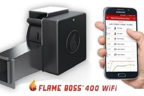 Flame Boss 400 wifi  bbq controller