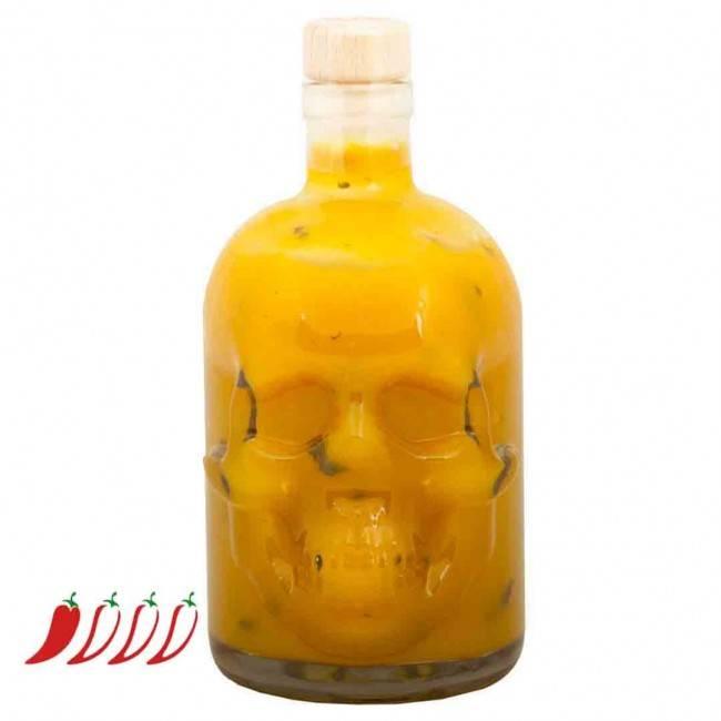 Saus.Guru Skull Mex Habanero Fever saus