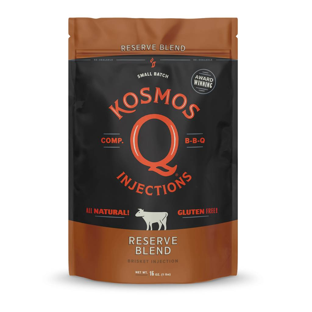 Kosmo's Q Reserved Blend Brisket Injections