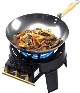Foker 1 pits kooktoestel model Ben