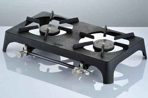 Foker 2 pits kooktoestel model QP 2