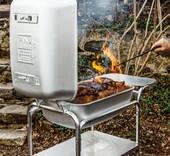 PK houtskool Grill en Smoker