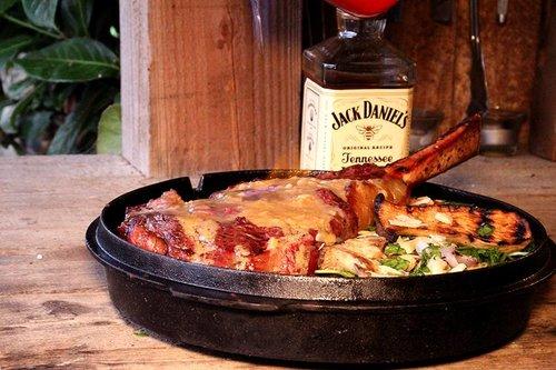 BeefEx Black Angus Beef - Graan gevoerd Tomahawk steak