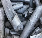 Kolektivet Birchotan houtskool van arctische berk