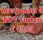 Aaibaar Vlees Kerstpakket 4 - KDV varkensvlees