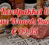 """Aaibaar Vlees Kerstpakket 6- Waards Rund """"De Luxe"""""""