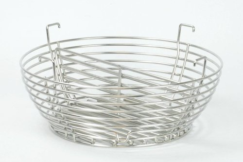 Kamado Joe Barbecue RVS Basket of houtskoolmand