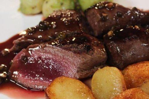 Hazen Steak