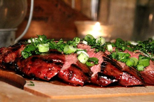 BeefEx Black Angus Beef - Graan gevoerd Flank steak