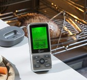 Sunartis vlees-en bbq thermometer met timer