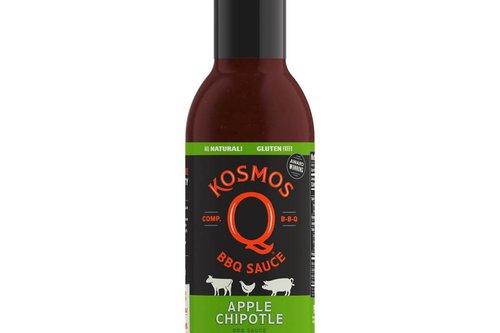 Kosmo's Q Sweet Apple Chipotle BBQ Sauce