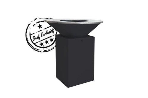 OFYR OFYR Concrete black 100 -100