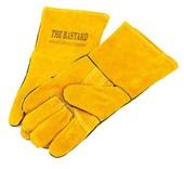 The Bastard Lederen Pro BBQ handschoenen