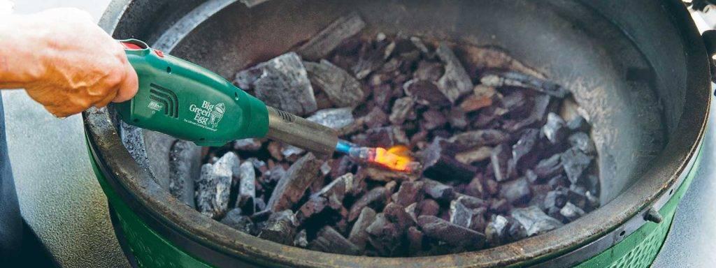 EGGniter -hervulbare butaan-brander/aansteker