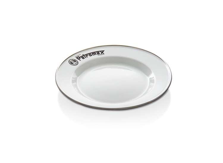 Petromax Emaille bord- 2 stuks of enamel plate