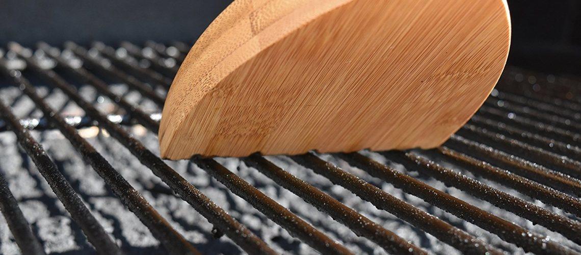 Grill Guru eiken houten grill schraper