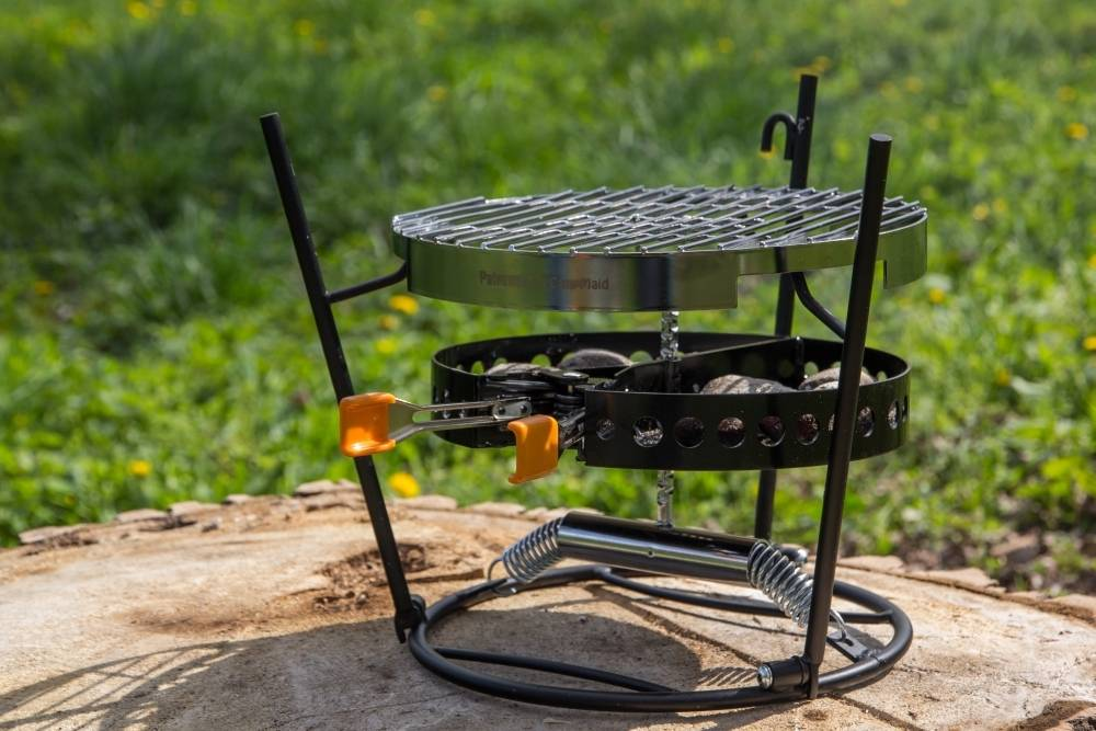 Petromax Campmaid grill rooster pro-ft