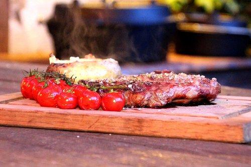 BeefEx Black Angus Beef - Graan gevoerd Rib Eye steak