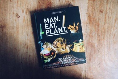 Man. Eat. Plant