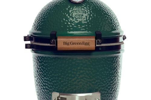 Big Green Egg Mini + Carrier + Hoes set